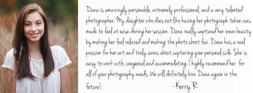 Massachusetts High School Senior Photographer
