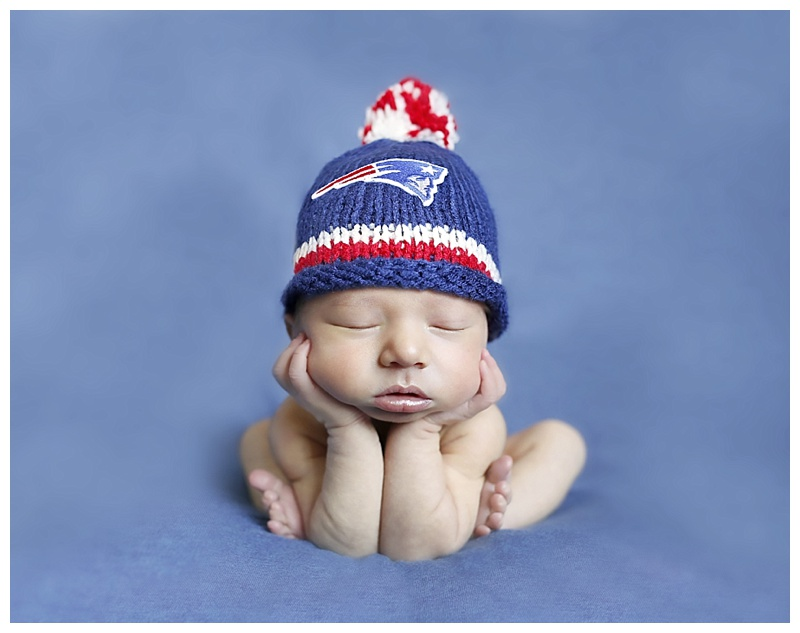 Sneak into DMP Studio -Newborn Session