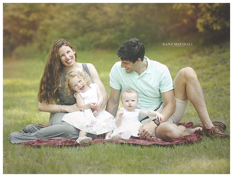 Mansfield family Photographer
